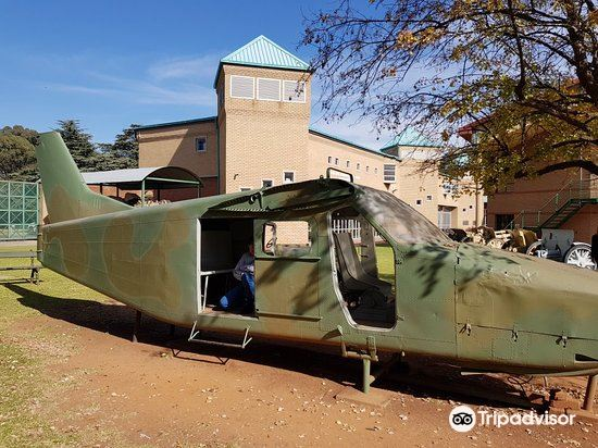 South African National Museum of Military History3