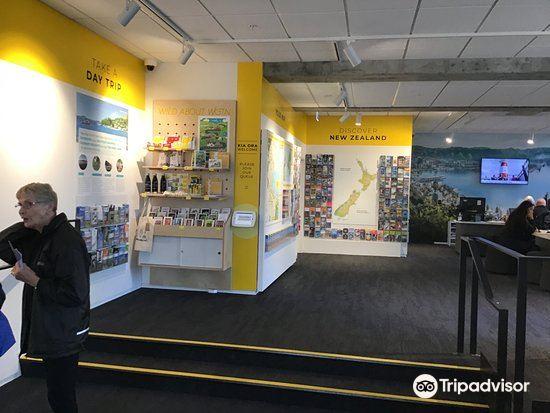 Wellington i-SITE Visitor Information Centre3