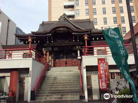 Toyokawa Inari Sapporo Betsuin3