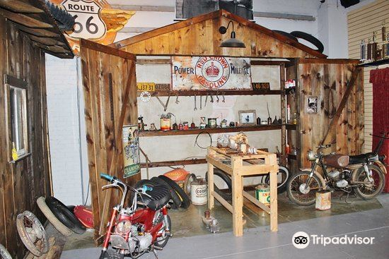 Route 66 Vintage Iron Motorcycle Museum2