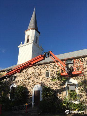 Mokuaikaua Church1
