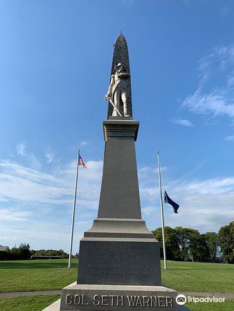 Bennington Battle Monument4