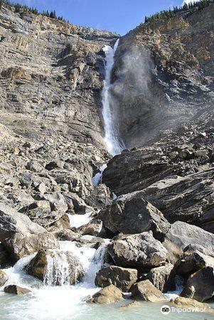 Takakkaw Falls1