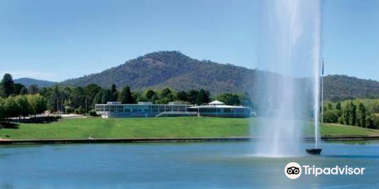 澳洲首都展覽館1