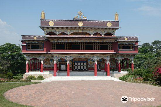 Pullahari Monastery1