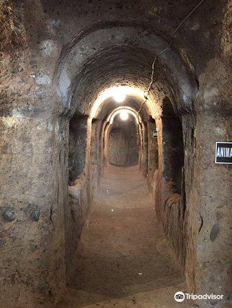 Gaziemir Underground City2
