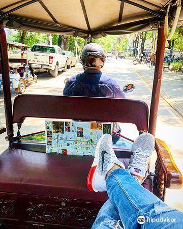 Siem Reap Angkor Driver3