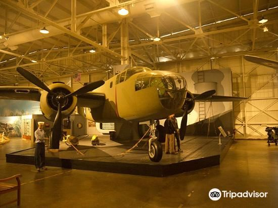 Pearl Harbor Aviation Museum1