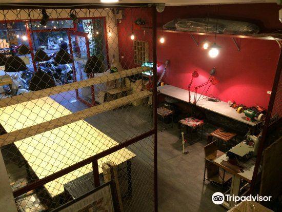 DIY Box - Leather & Coffee Workshop2