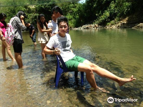 Sungai Moroli Fish Massage2