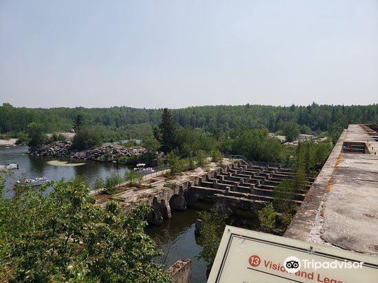 Pinawa Dam Provincial Heritage Park4