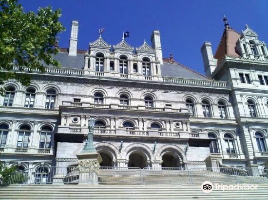 NYS Capitol Building4