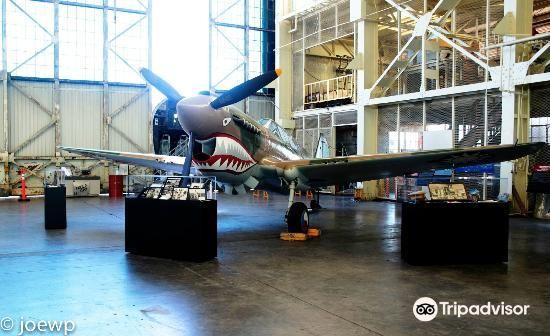 Pearl Harbor Aviation Museum4