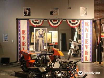 Route 66 Vintage Iron Motorcycle Museum