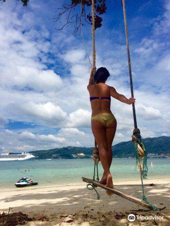 Tri Trang Beach2
