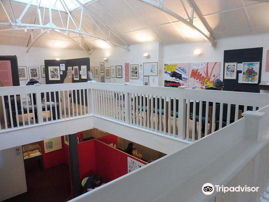The Cartoon Museum2
