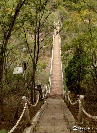 Xiantai Mountain Scenic Area2