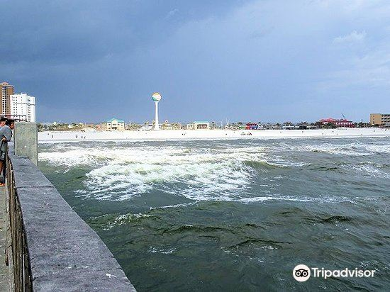 Pensacola Beach Gulf Pier2