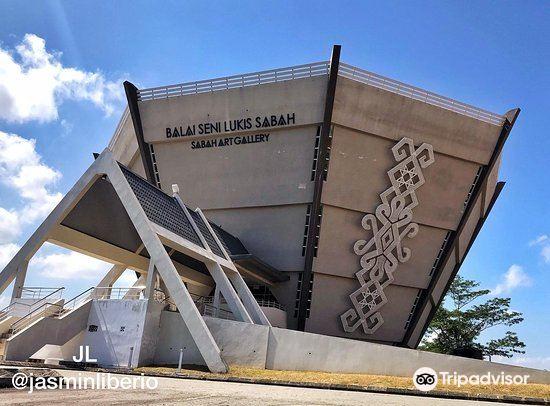 沙巴畫廊1