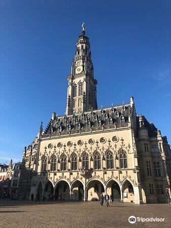 Le Beffroi d'Arras1