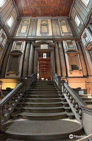 Laurentian Medici Library2