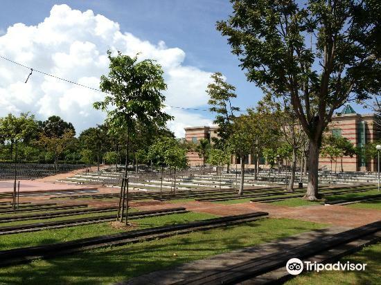 Miri City Fan Recreation Park1