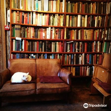 Shakespeare and Company Bookstore1