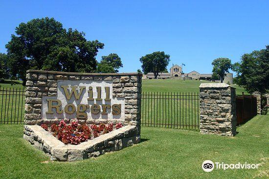 Will Rogers Memorial Museum3