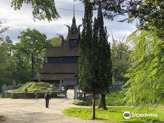 Fantoft Stave Church3