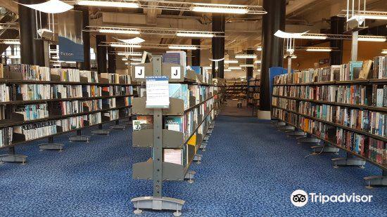 Wellington City Library1