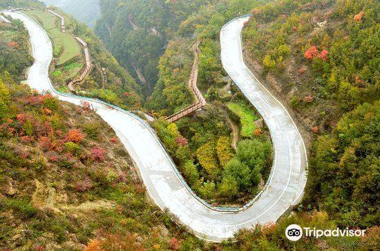Xiantai Mountain Scenic Area