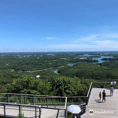 横山 展望 台