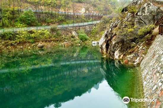 Xiantai Mountain Scenic Area1