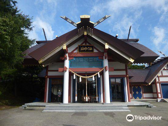 Hokumon Shrine1
