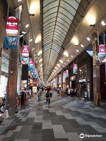 Shinkyogoku Shopping District3