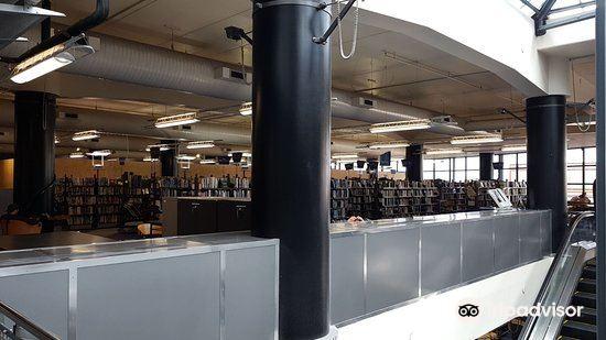Wellington City Library2