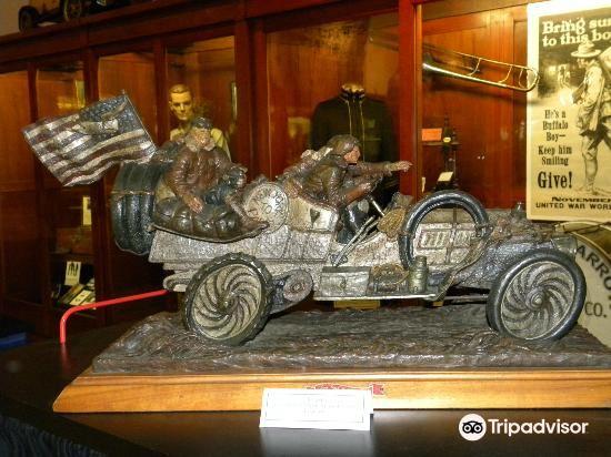Buffalo Transportation-Pierce Arrow Museum