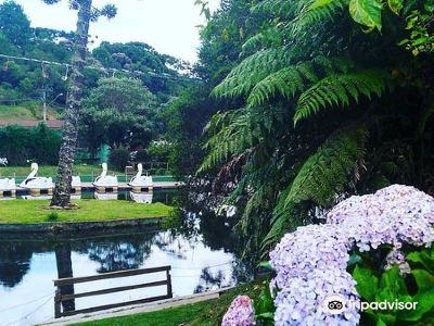 Pedalinho Parque Capivari