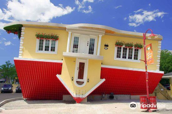 Upside Down House2