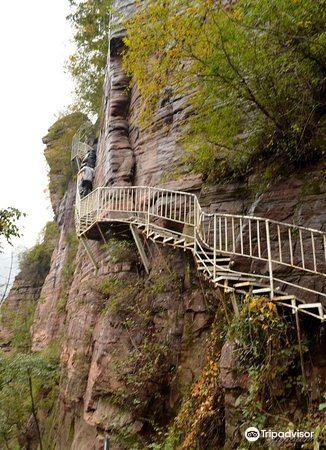 Xiantai Mountain Scenic Area3
