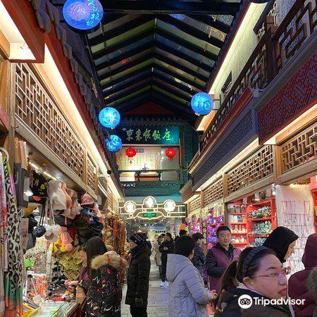 Yaohuifen Embroidery Art Gallery (Qianmen Street Branch)3