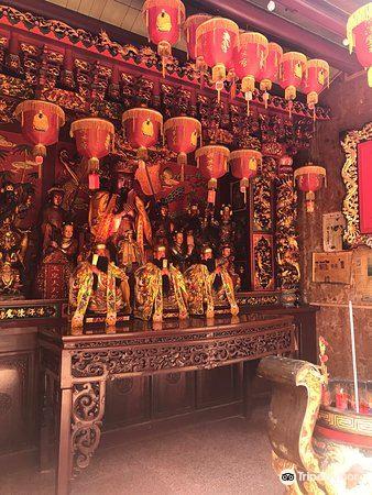 Tan Si Chong Chu Temple4