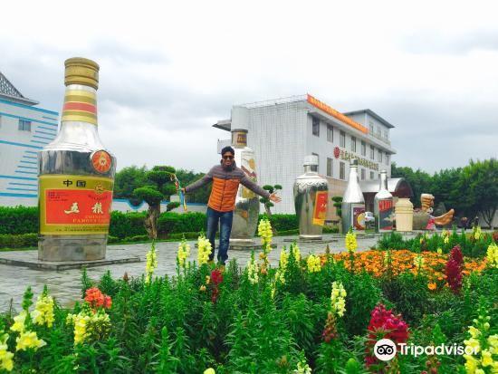 Wuliangye Brewery2