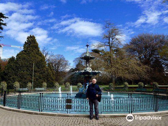 Peacock Fountain1