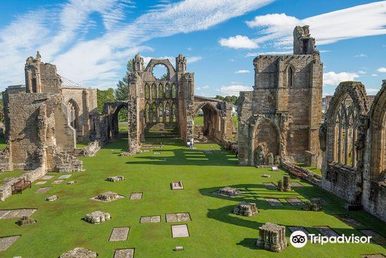 Elgin Cathedral1