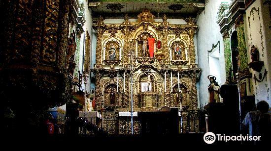 聖胡安卡皮斯川諾教堂