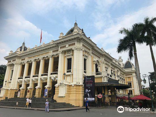 The Hanoi Opera House2