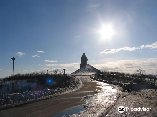 Alyosha Monument, Monument of the Defenders of the Soviet Arctic during the Great Patriotic War1