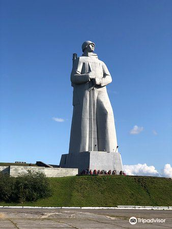 Alyosha Monument, Monument of the Defenders of the Soviet Arctic during the Great Patriotic War3