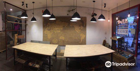 DIY Box - Leather & Coffee Workshop1